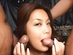 Asian Anal, Anal, Assfucking, Oriental, Sex, Threesome