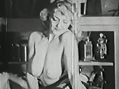 1950, Blonde, Classic, Ebony, Fetish, Hairy