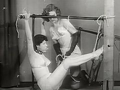 1950, Babe, Classic, Fetish, Lesbian, Teen