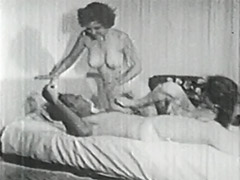 Wife Invites Her Sister to Fuck Party 1970