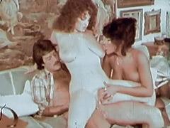 1970, Babe, Classic, Fetish, Hairy, Lesbian