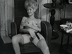 1950, Amateur, Ass, Classic, Masturbation, Toys
