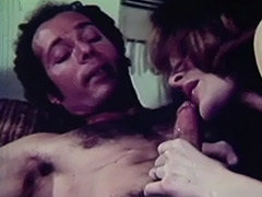 Stepfather Fucks His Stepdaughter 1970