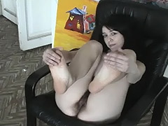 All, Brunette, Cumshot, Hairy, Russian, Russian Teen