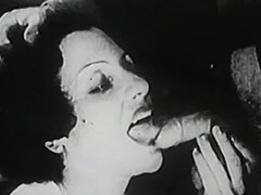Historic Porn, Ass, Blonde, Blowjob, Classic, Cumshot