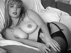 1960, Ass, Babe, Classic, Ebony, Pornstar