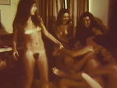 Historic Porn, Anal, Ass, Blowjob, Classic, Group