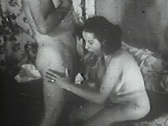 Wife Fucked by her Husband 1940