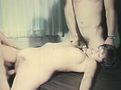 Historic Porn, Ass, Babe, Blowjob, Classic, Group