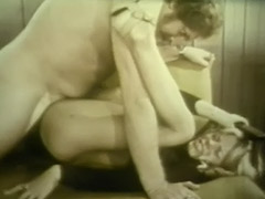 Two Dancers End up Fucking 1960