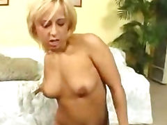 Georgia Peach Gets Ready For A Big Black Cock