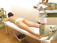 Asian Babe Gets A Professional Massage