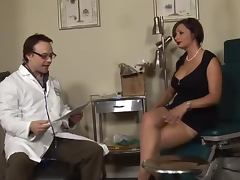Blowjob, Big Tits, Blowjob, Doctor, Fingering, Handjob