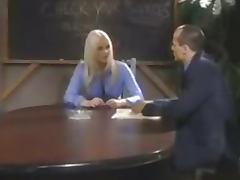 Boss, Babe, Blonde, Boss, Fucking, Office