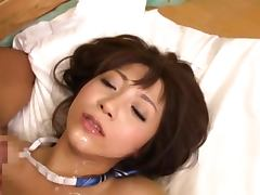 Big Titted Teen Yui Sakura Fucked In Her School Uniform