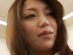 Hot Asian teacher enjoys sex