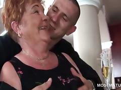 Granny, Dance, Granny, Group, Kinky, Slut