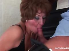 Horny mature sluts fucking cock and pussy in orgy