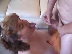 BBW Head #115 A Swinger Wife on her Knees