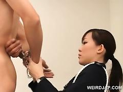 All, Asian, Brunette, Cop, Cunt, Fetish