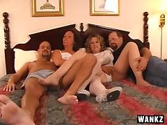 Angry, Angry, Bedroom, Blonde, Brunette, Group
