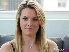 Casting Couch-X Video: Sierra