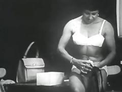 Retro, Classic, Vintage, 1950, Antique, Blue Films