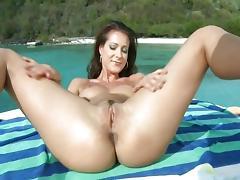 Hot Tropical Sea -  Melisa Mendiny