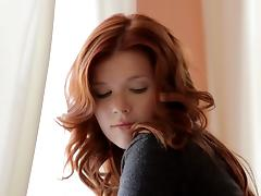 WowGirls Video: Redhead In The Mood