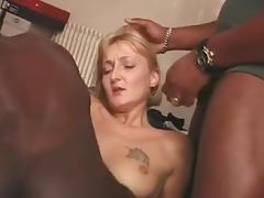French, Anal, French, Gangbang, Interracial