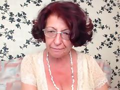 Old, Amateur, Granny, Mature, Old, Webcam