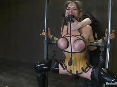 Bondage, BDSM, Bondage, Femdom, Fetish, Machine