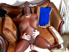 Black Granny, BBW, Big Tits, Black, Boobs, Chubby