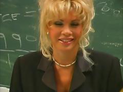 Beauty, Beauty, College, Lingerie, Classroom, Tits