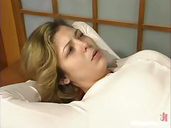Massage, Bondage, Femdom, Lesbian, Massage, Spanking