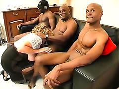 Black Mature, Banging, Black, Ebony, French, Gangbang