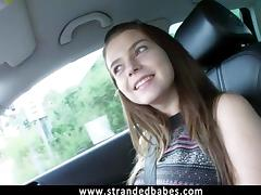 Backseat, 18 19 Teens, Amateur, Babe, Backseat, Big Tits