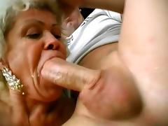 Granny, Granny, Group, Horny, Mature, Naughty