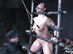 Bondage, BDSM, Bondage, Fetish, Machine, Satin