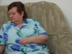 Granny, BBW, Big Tits, Boobs, Caught, Chubby