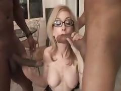 Black Mature, Anal, Big Cock, Big Tits, Black, Blonde