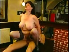 Bar, Anal, Bar, Mature, Old, Older