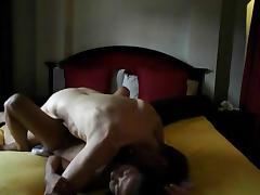 philippines milf with white old man