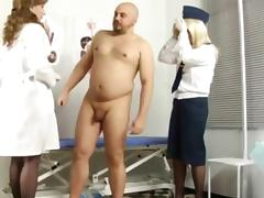 Fat Russian Guy Gets Looked At- funny