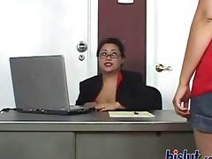 Asian Granny, Asian, Ass, Ass Licking, BBW, Chubby
