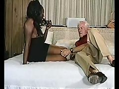Black Granny, Amateur, Black, Ebony, Mature, Old