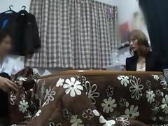 Kirara Asuka Asian teacher has sex at home