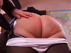 Granny, Ass, BBW, Big Ass, British, Chubby