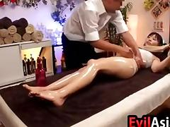 Asian Teen, Asian, Group, Massage, Orgy, Teen