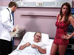 Doctor, Adultery, Big Tits, Blowjob, Boobs, Cheating